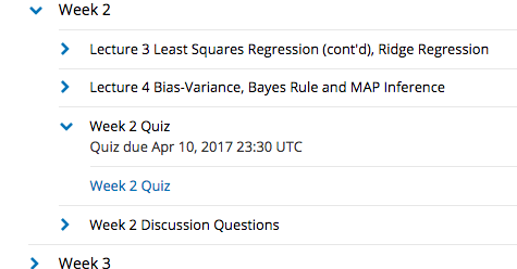 Why is the submit button not active? Is the assignment past